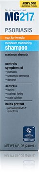 Лечебный Дёгтевый Шампунь, MG217 Medicated Tar Shampoo