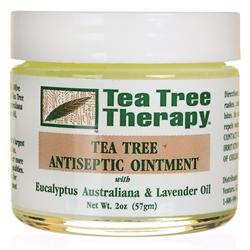 Антисептическая Мазь с Маслом Чайного Дерева, 57 грамм
