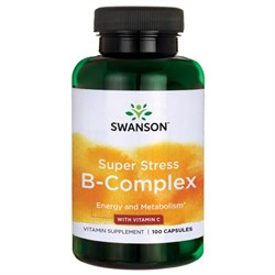 Комплекс Витаминов Группы B, 100 капсул