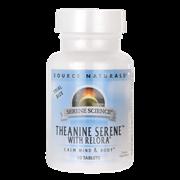 Аминокислоты: Серин + Тианин + Релора, 60 таблеток