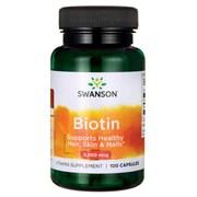 Витамин В7, 5000 мкг. 100 капсул