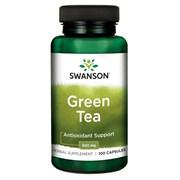 Экстракт Зелёного Чая, 500 мг. 100 капсул