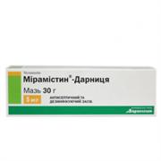 Мирамистин мазь, 30 грамм - 5 мг/грамм