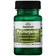 Pycnogenol, Пикногенол, 100 мг. 30 капсул