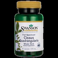Циссус Четырехугольный, Cissus, 400 мг. 60 капсул