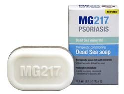 MG217 Терапевтическое Мыло  на Основе Соли и Грязи из Мёртвого Моря, 90.7 грамма