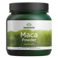 Maca Мака Перуанская 100% Сертифицированная Органическая, 240 грамм - фото 7062