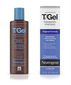 Neutrogena® Терапевтический Шампунь Т Гель против Перхоти, Себорейного Дерматита и Псориаза, 130 мл - фото 7074