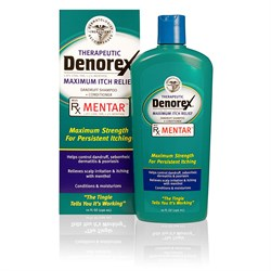 296 мл Denorex® Концентрированный Терапевтический Шампунь от Псориаза, Себорейного Дерматита и Перхоти - фото 7078