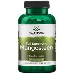 Мангустин, 500 мг 100 капсул - фото 7134