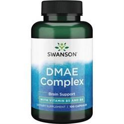 DMAE  Комплекс, 100 капсул - фото 7152