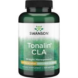 Тоналин CLA, 100 капсул - фото 7191