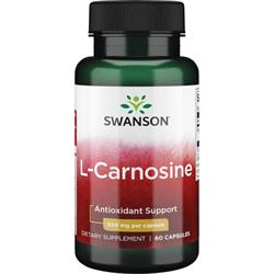 L-Карнозин, 500 мг 60 капсул - фото 7215