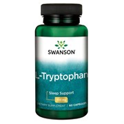 L-Триптофан, 500 мг 60 капсул