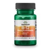 Метилкобаламин / Витамин В-12, 2500 мкг. 60 таблеток