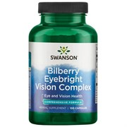 Витамины для Глаз, Комплекс Витаминов для Зрения, 100 капсул