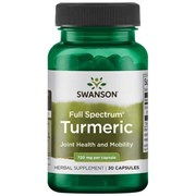 Tumeric Куркумин, 500 мг 30 капсул