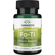 Фо Ти / Fo-Ti / Горец Многоцветковый, 500 мг 60 капсул