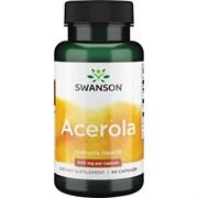Ацерола / Барбадосская Вишня, 500 мг 60 капсул