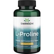 L-Пролин (для кожи и суставов), 500 мг 100 капсул