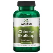 Chinese Skullcap / Китайская Тюбетейка, 400 мг 90 капсул