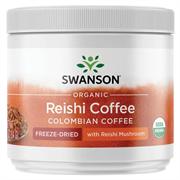 Органинический Гриб Рейши с Колумбийским Кофе, 84 грамма