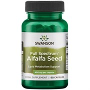 Alfalfa / Люцерна таблетки, 400 мг 60 шт