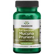 Мукуна Жгучая, 400 мг 60 капсул