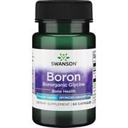 Бор / Boron, 6мг 60 капсул