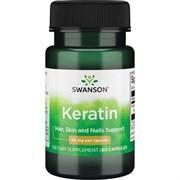 Кератин комплекс, 50 мг 60 капсул