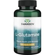L-Глютамин (для мозга), 500 мг 100 капсул