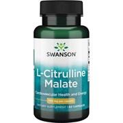 L-Цитруллин Малат, 750 мг 60 капсул