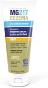 MG217® Крем от Экземы с 2% Коллоидной Овсянкой - экзема лечение, 170 грамм
